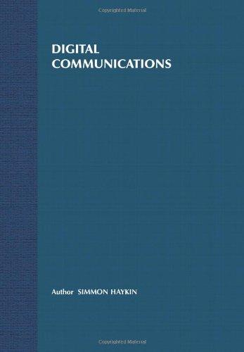 Digital Communications: Haykin, Simon S.