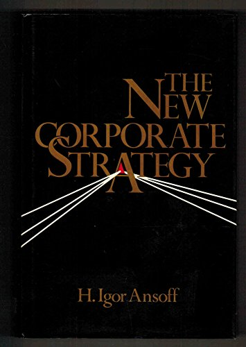 9780471629504: The New Corporate Strategy