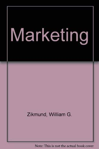 9780471631095: Marketing