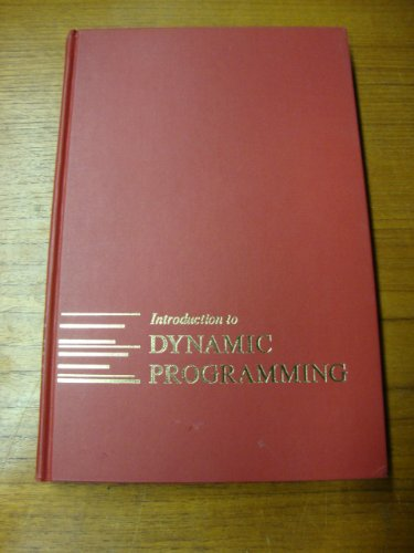 9780471631507: Introduction to Dynamic Programming