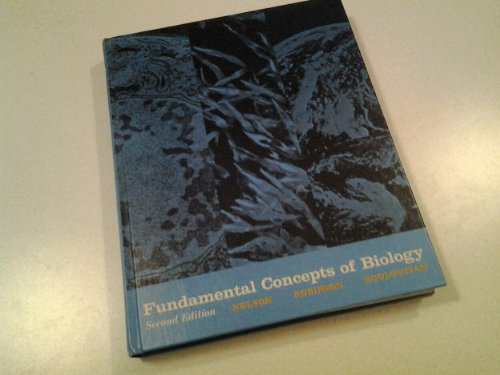 9780471631514: Fundamental Concepts of Biology