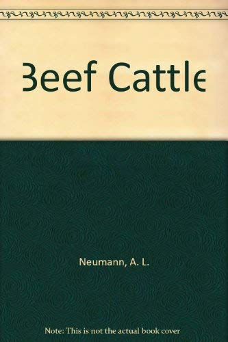 9780471632368: Beef Cattle