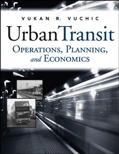 9780471632658: Urban Transit: Operations, Planning, and Economics