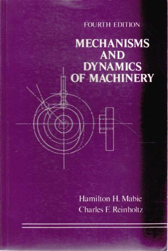 9780471633099: Mechanisms and Dynamics of Machinery
