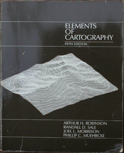 9780471633105: Elements of Cartography