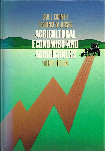 9780471633532: Agricultural Economics and Agribusiness