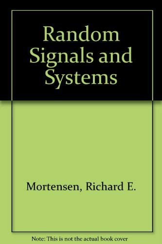 9780471634959: Random Signals and Systems