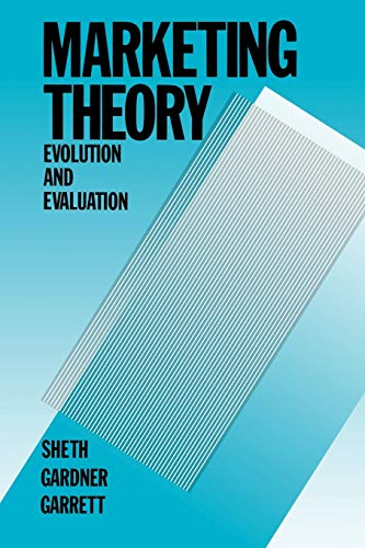 9780471635277: Marketing Theory: Evolution and Evaluation