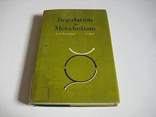 9780471635307: Regulation of Metabolism