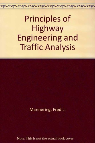 9780471635321: Principles of Highway Engineering and Traffic Analysis
