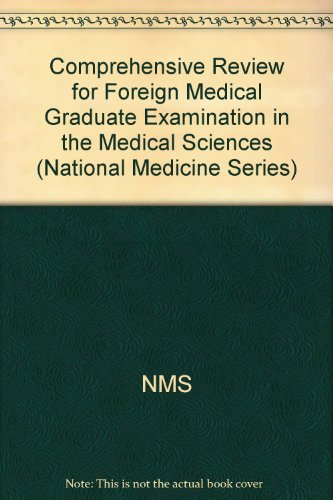 9780471635888: Comprehensive Review for Foreign Medical Graduate Examination in the Medical Sciences (National Medicine Series)