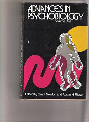 Advances in Psychobiology: v. 1
