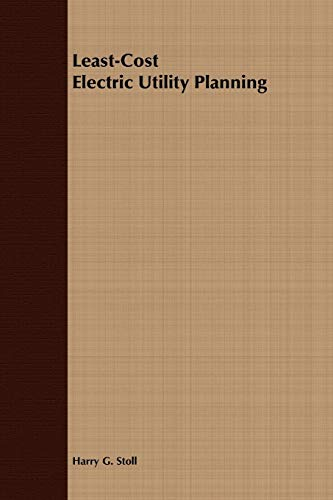 9780471636144: Least-Cost Electric Utility Planning