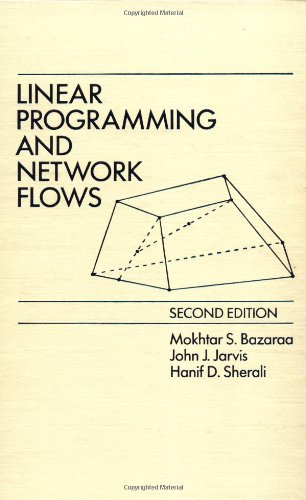 9780471636816: Linear Programming and Network Flows