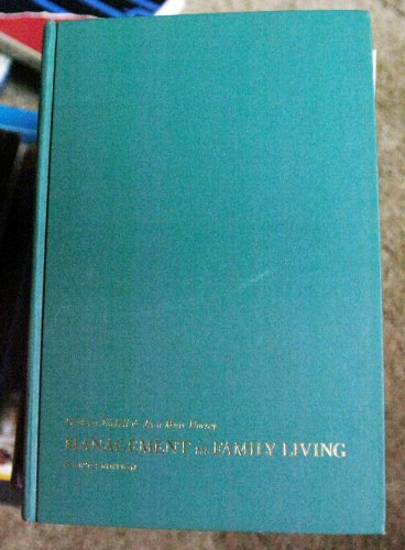 9780471637202: Management in Family Living