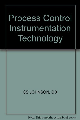 9780471637349: Process Control Instrumentation Technology