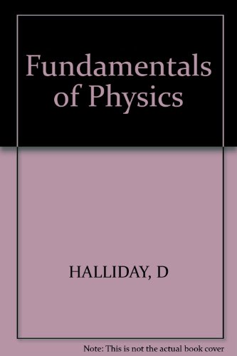 9780471637363: Fundamentals of Physics