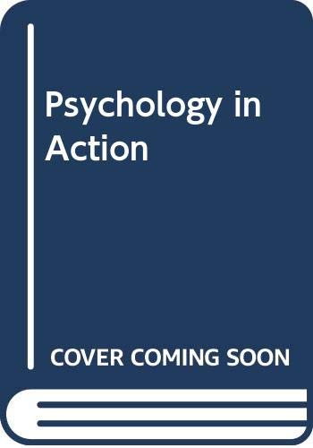 9780471637769: Psychology in Action