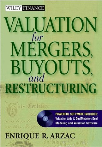 9780471644446: Valuation for Mergers, Buyouts, and Restructuring: Professional Edition