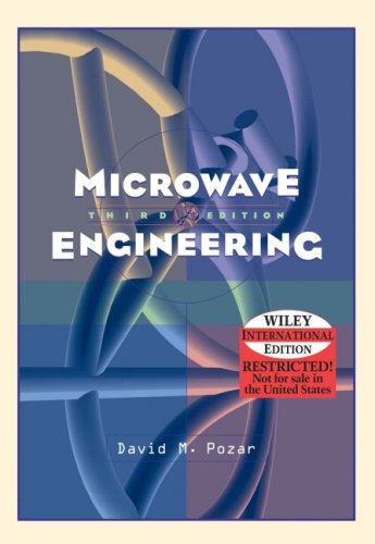 9780471644514: WIE Microwave Engineering