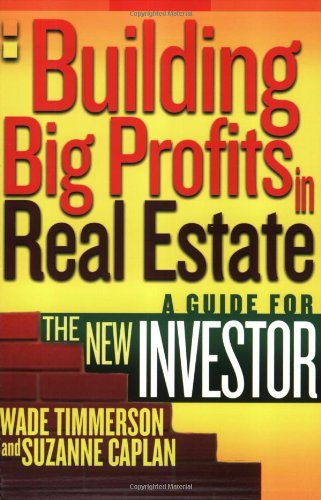 9780471646907: Building Big Profits in Real Estate: A Guide for The New Investor