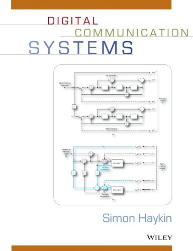 Digital Communication Systems: Simon Haykin