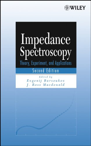 9780471647492: Impedance Spectroscopy: Theory, Experiment, and Applications