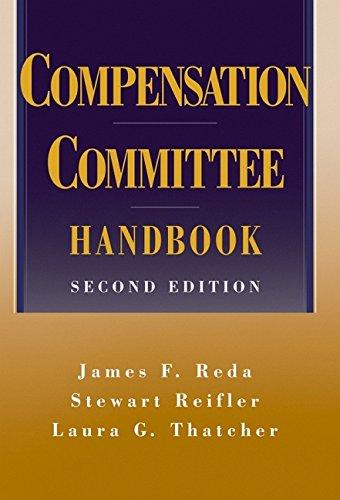 9780471647690: Compensation Committee Handbook