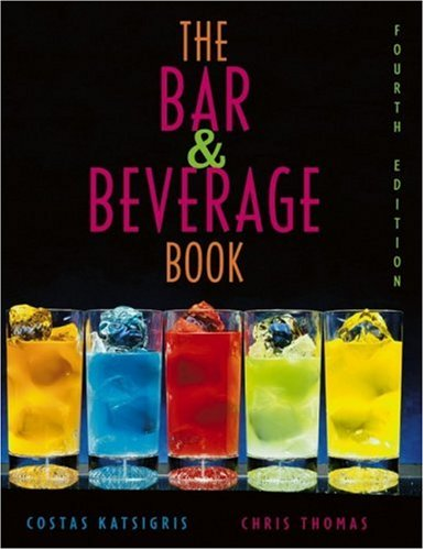 9780471647997: The Bar and Beverage Book