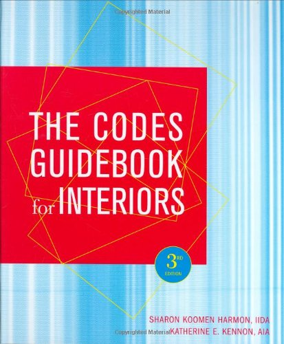 9780471648642: The Codes Guidebook for Interiors