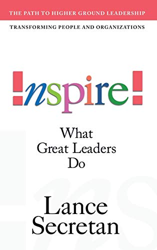 9780471648826: Inspire!: What Great Leaders Do