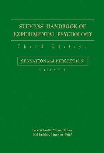 9780471650140: Stevens' Handbook of Experimental Psychology: Sensation and Perception