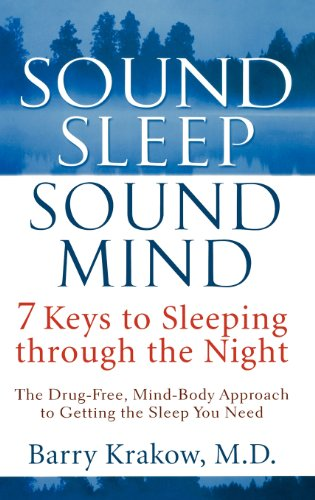 9780471650645: Sound Sleep, Sound Mind: 7 Keys to Sleeping through the Night