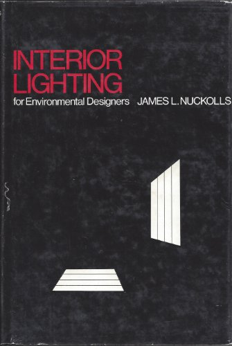 9780471651635: Interior Lighting for Environmental Designers