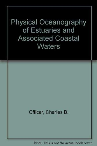 9780471652786: Physical Oceanography of Estuaries and Associated Coastal Waters