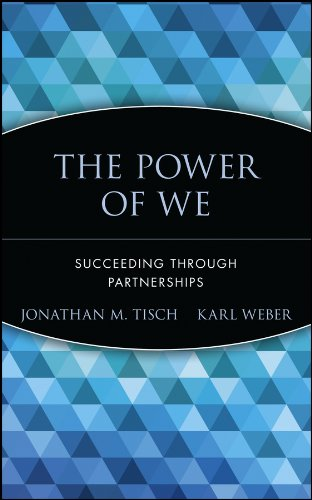 The Power of We: Succeeding Through Partnerships ***SIGNED BY AUTHOR!!!***