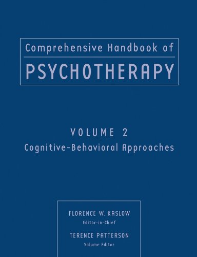 9780471653271: Comprehensive Handbook of Psychotherapy, Cognitive-Behavioral Approaches (Volume 2)