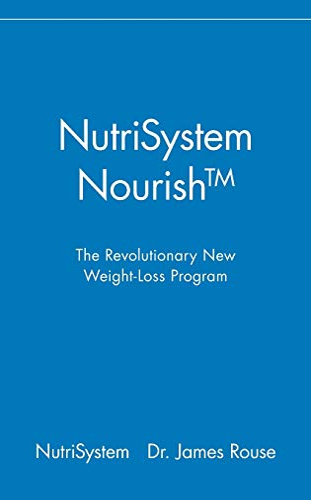9780471653653: NutriSystem Nourish: The Revolutionary New Weight-Loss Program