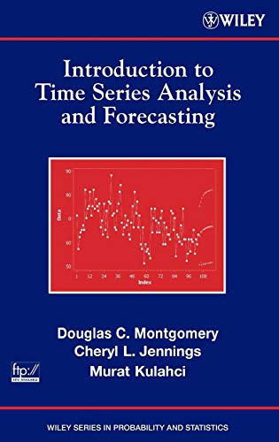 9780471653974: Introduction to Time Series Analysis and Forecasting
