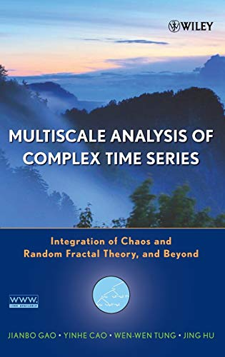 9780471654704: Multiscale Analysis of Complex Time Series: Integration of Chaos and Random Fractal Theory, and Beyond