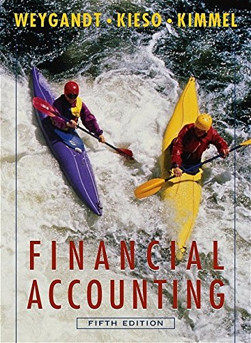Financial Accounting, with Annual Report: Jerry J. Weygandt,
