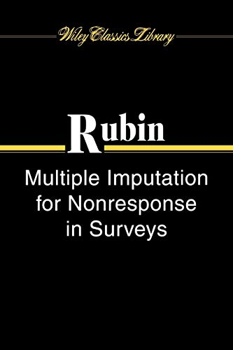 9780471655749: Multiple Imputation WCL Paper (Wiley Series in Probability and Statistics)
