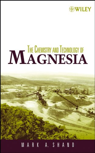 9780471656036: The Chemistry And Technology of Magnesia