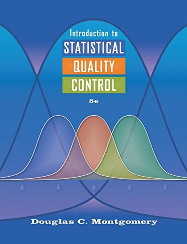 9780471656319: Introduction to Statistical Quality Control