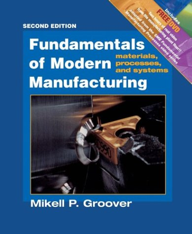 9780471656548: Fundamentals of Modern Manufacturing: Materials, Processes, and Systems