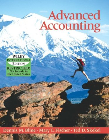 9780471656678: Advanced Accounting