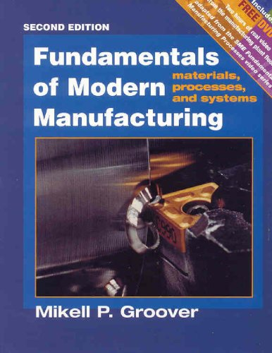 9780471656760: Fundamentals of Modern Manufacturing, with Manufacturing Processes Sampler DVD: Materials, Processes, and Systems