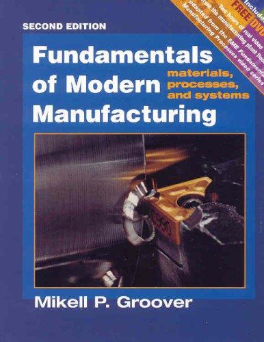 9780471656760: Fundamentals of Modern Manufacturing
