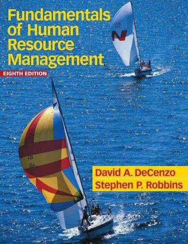 9780471656807: Fundamentals of Human Resource Management