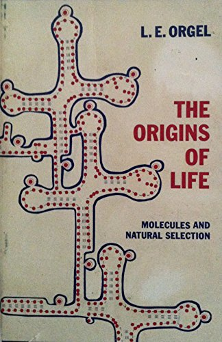 9780471656937: Orgel: the Origins of Life (Paper)
